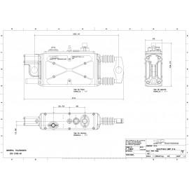 ESHIFT-220 - FIXATION VISSEE CAPTEUR DE POSITION