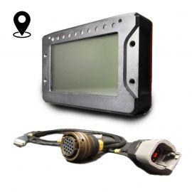 Kit NTX - DASH 120 GPS + faisceaux