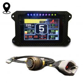 Kit NT5 - DASH 120 GPS + faisceaux