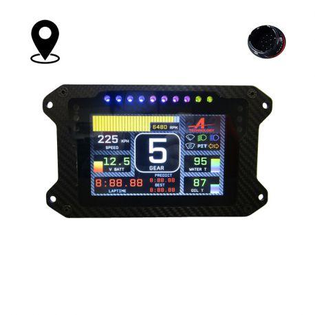 DASH NT5-131 AVEC GPS ET CONNECTEUR 37 VOIES