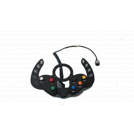 Rallye GT RX Steering Wheel - 2 Paddles shift