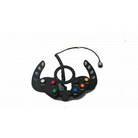 Rallye GT RX Steering Wheel - 2 Paddles shift