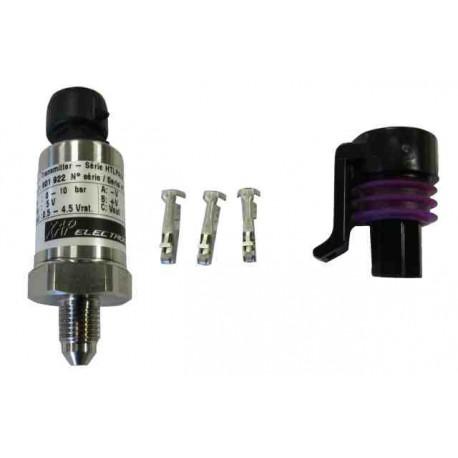 OIL KIT (SENSOR 0-10 BARS + CONNECTOR)