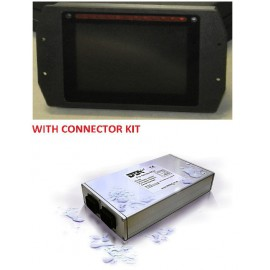 X-DASH WITH CONNECTOR KIT AND S100 ECU