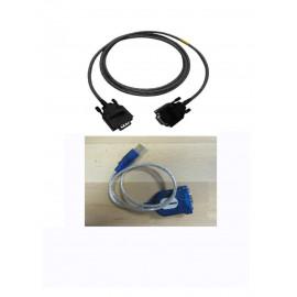 FAISCEAU DE REPROGRAM. DTA USB