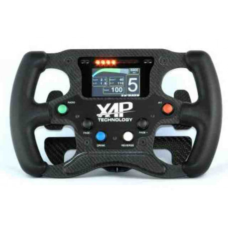 STEERING WHEEL FOR SIMULATOR - 4 PADDLE SHIFT - WITHOUT ELECTRONICS ...